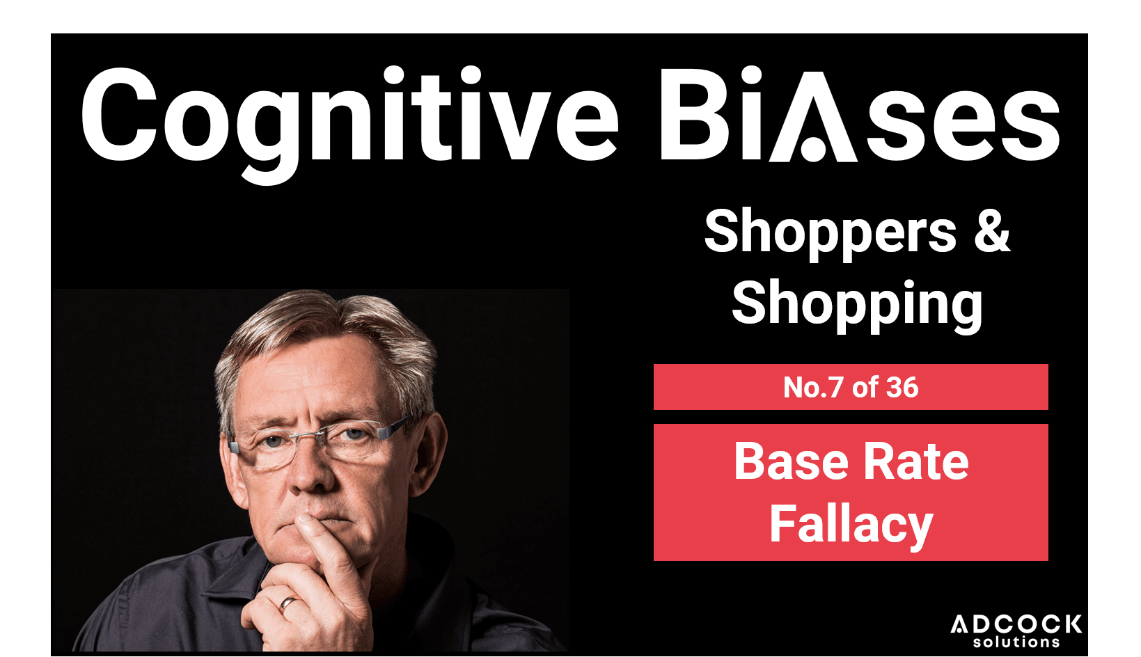 No.8 of 36 Base Rate Fallacy