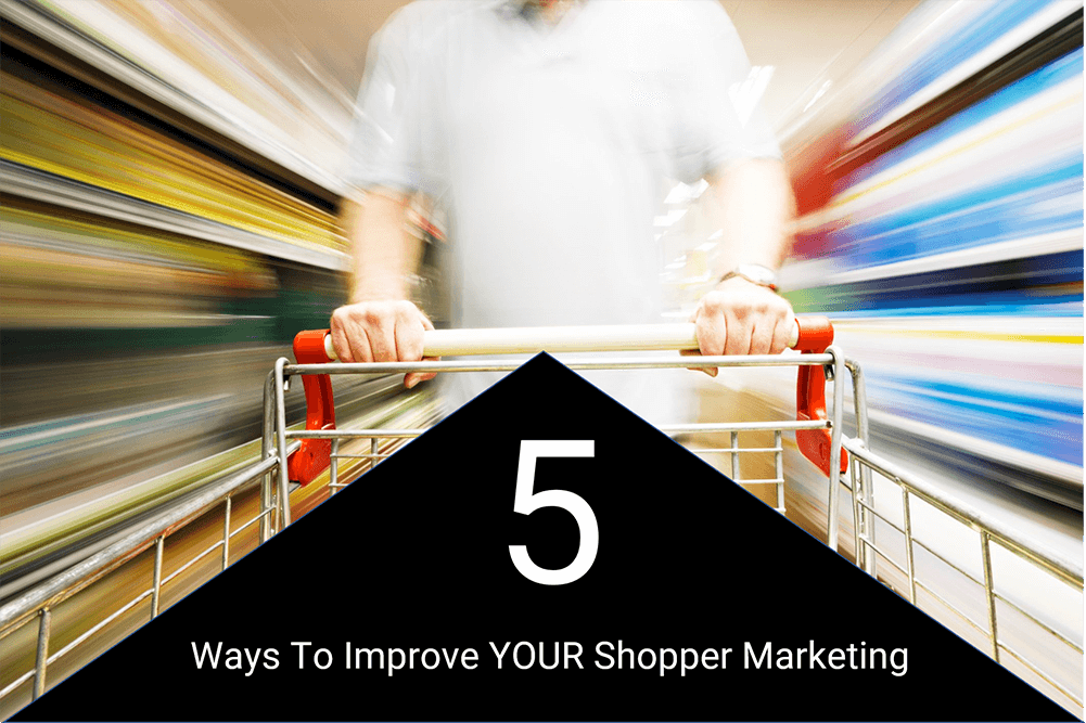 Shopper Marketing Research and Insights