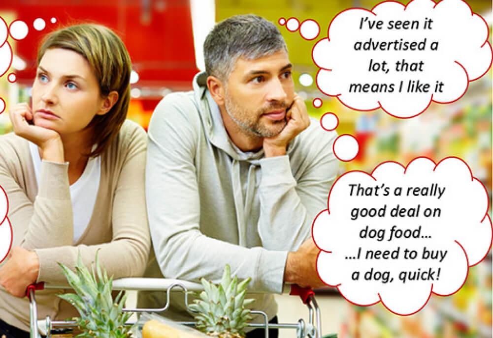 The Psychology of Supermarket Shopping