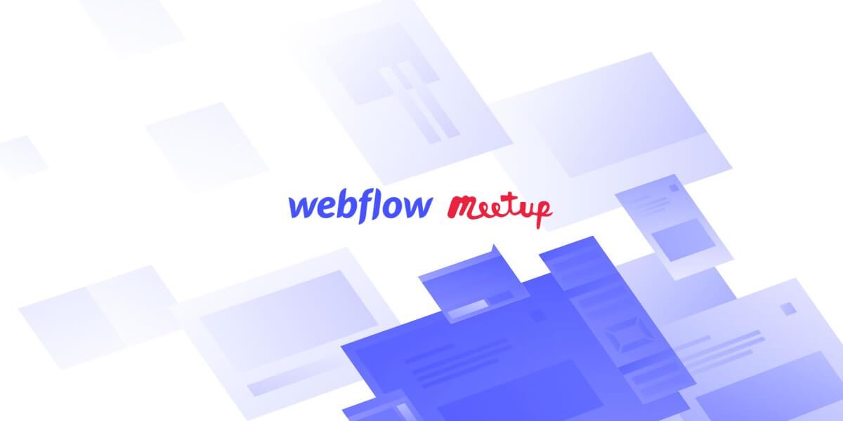 Webflow Meetup Stockholm