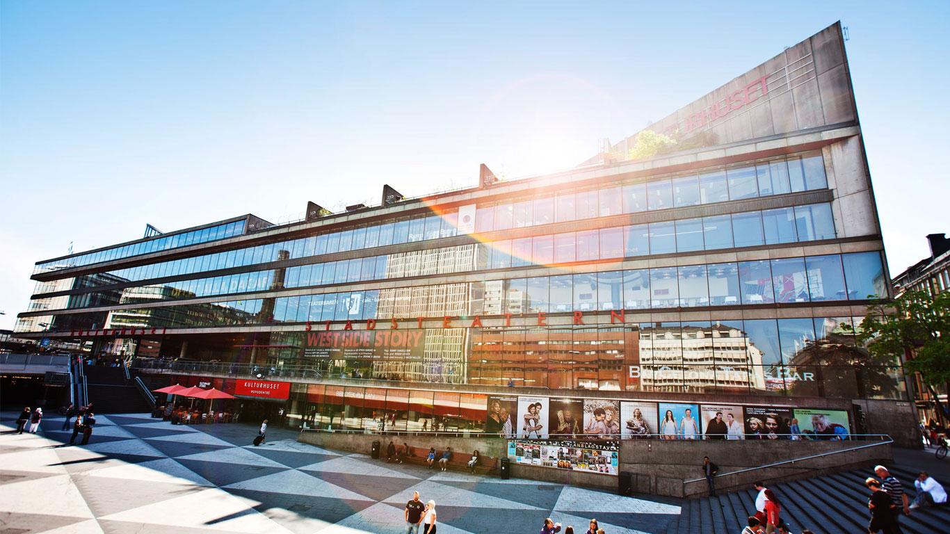 Vi bygger Kulturhuset Stadsteaterns nya webbplats