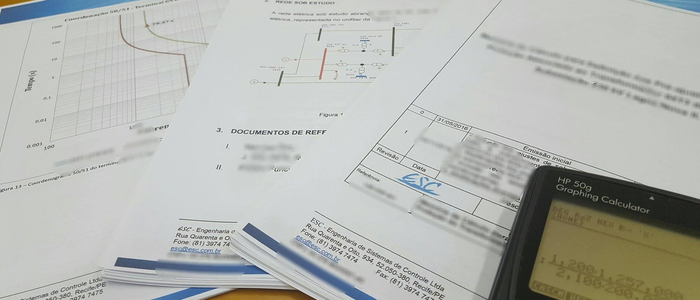 Estudos de Curto-circuito e de Impacto