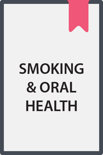 Smoking & Oral Health