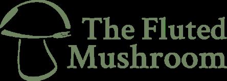 The Fluted Mushroom Logo