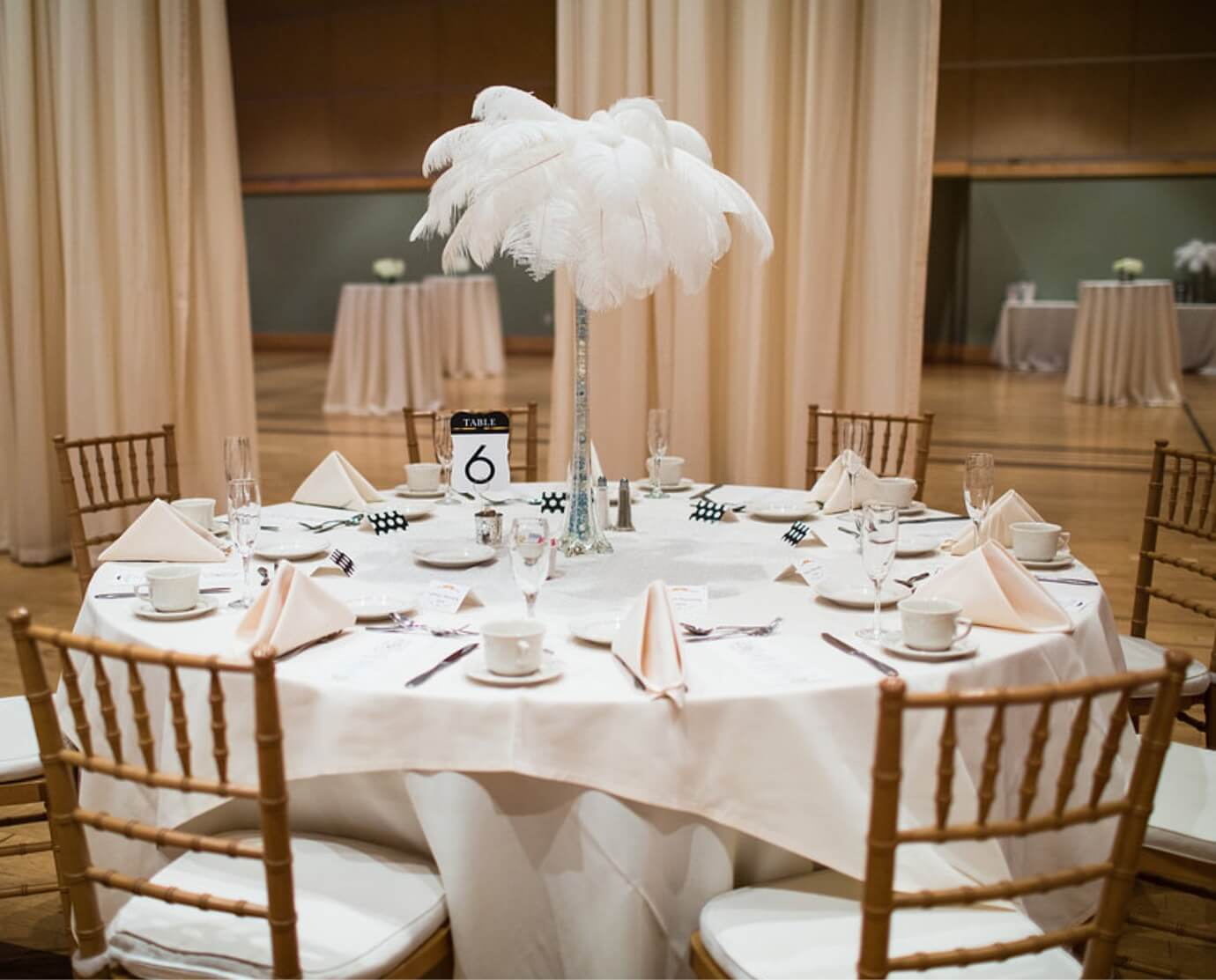 Corporate events at The Circuit Center and Ballroom