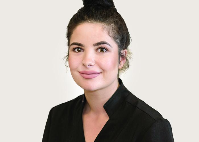 Andrea's Beauty Therapist - Nicole