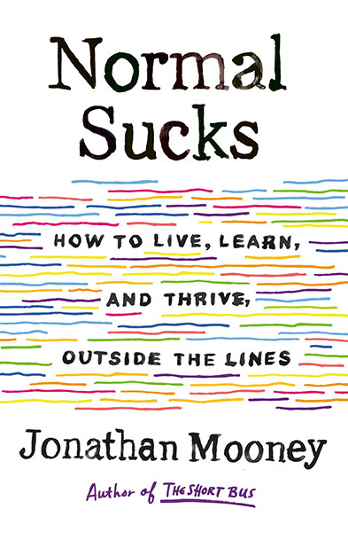 Normal Sucks Book Cover