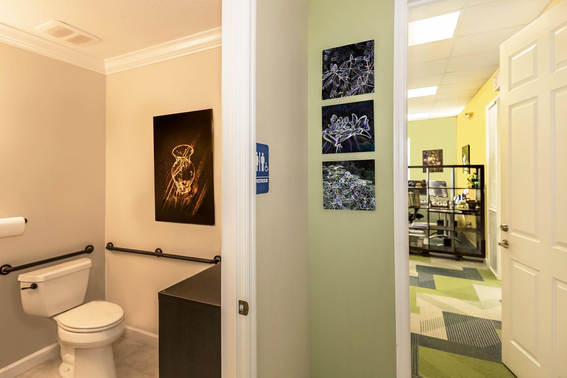 Kent Kimes Engineering - Hall by Bathroom