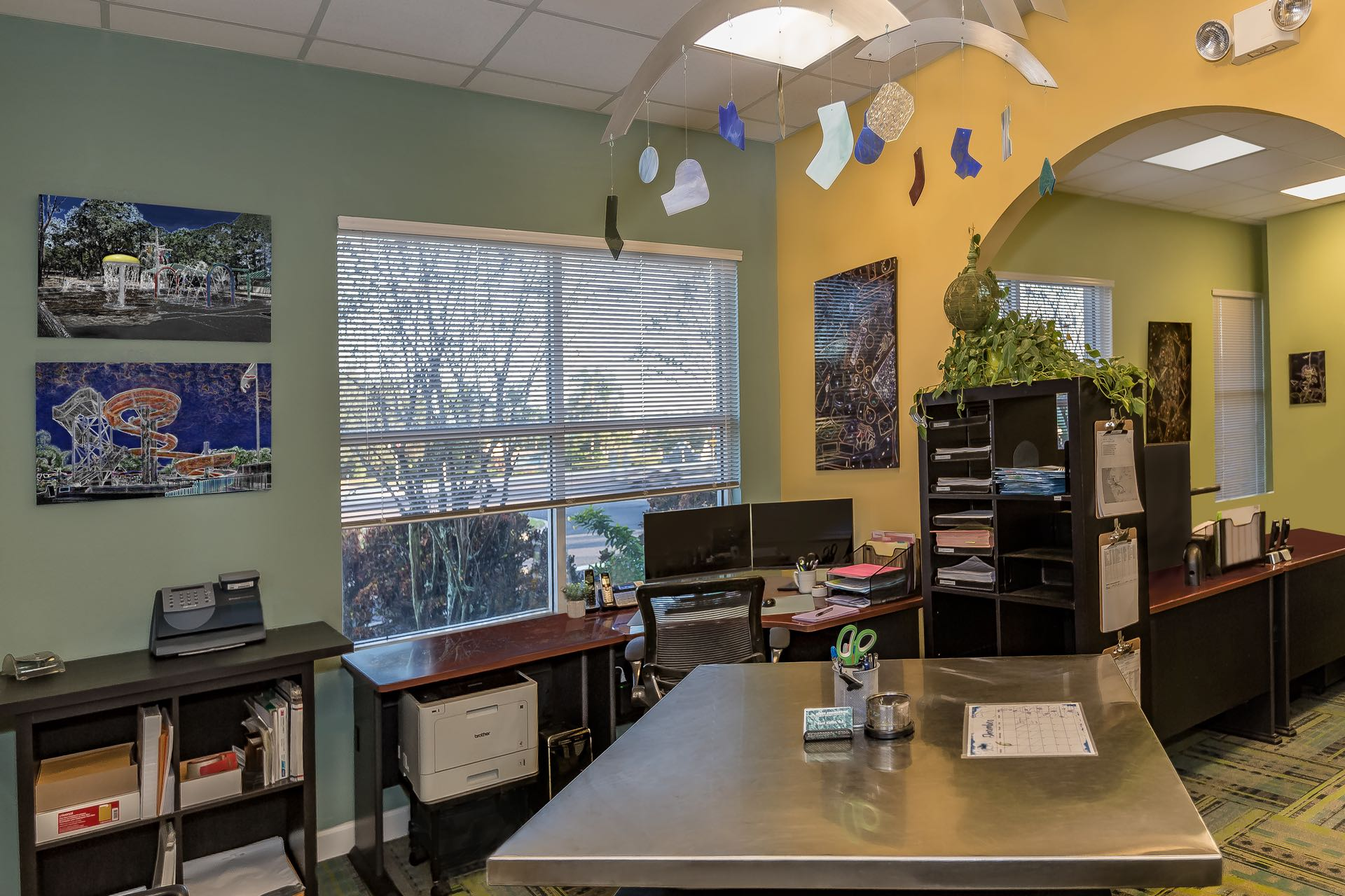 Kent Kimes Engineering - Front Office