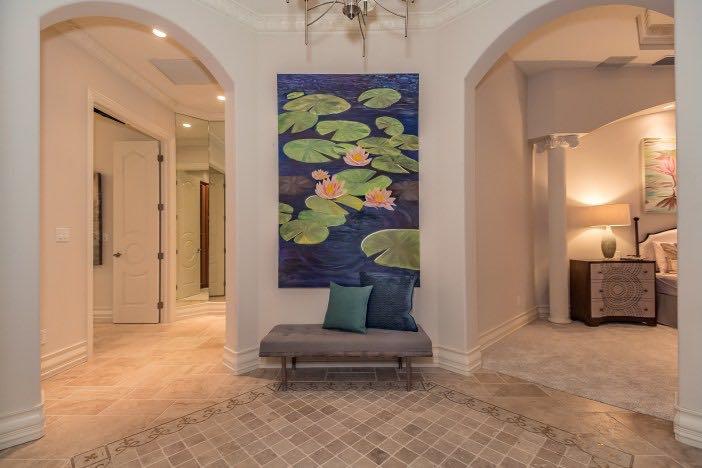 105 19445 Master Bedroom Hallway