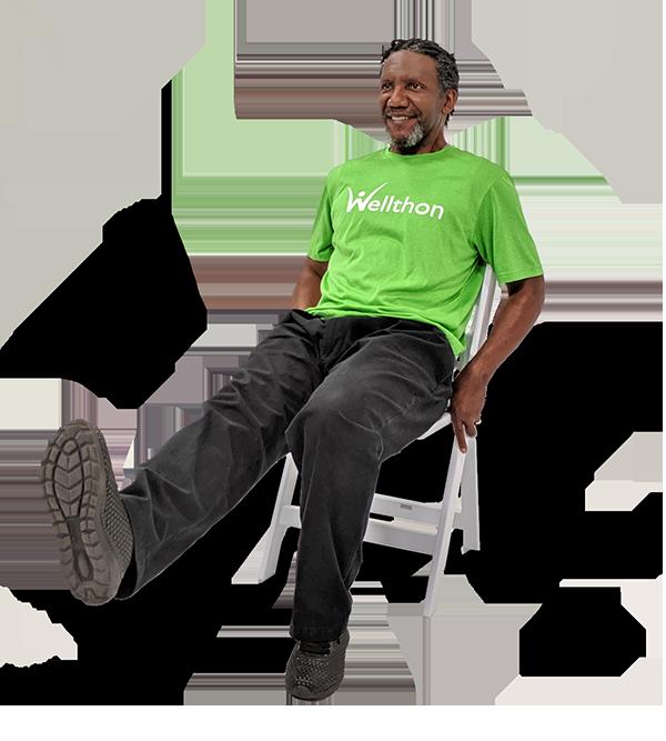 Mark Diagnosed Parkinson's 2018