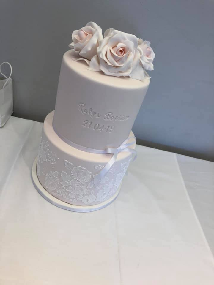 Baptist cake