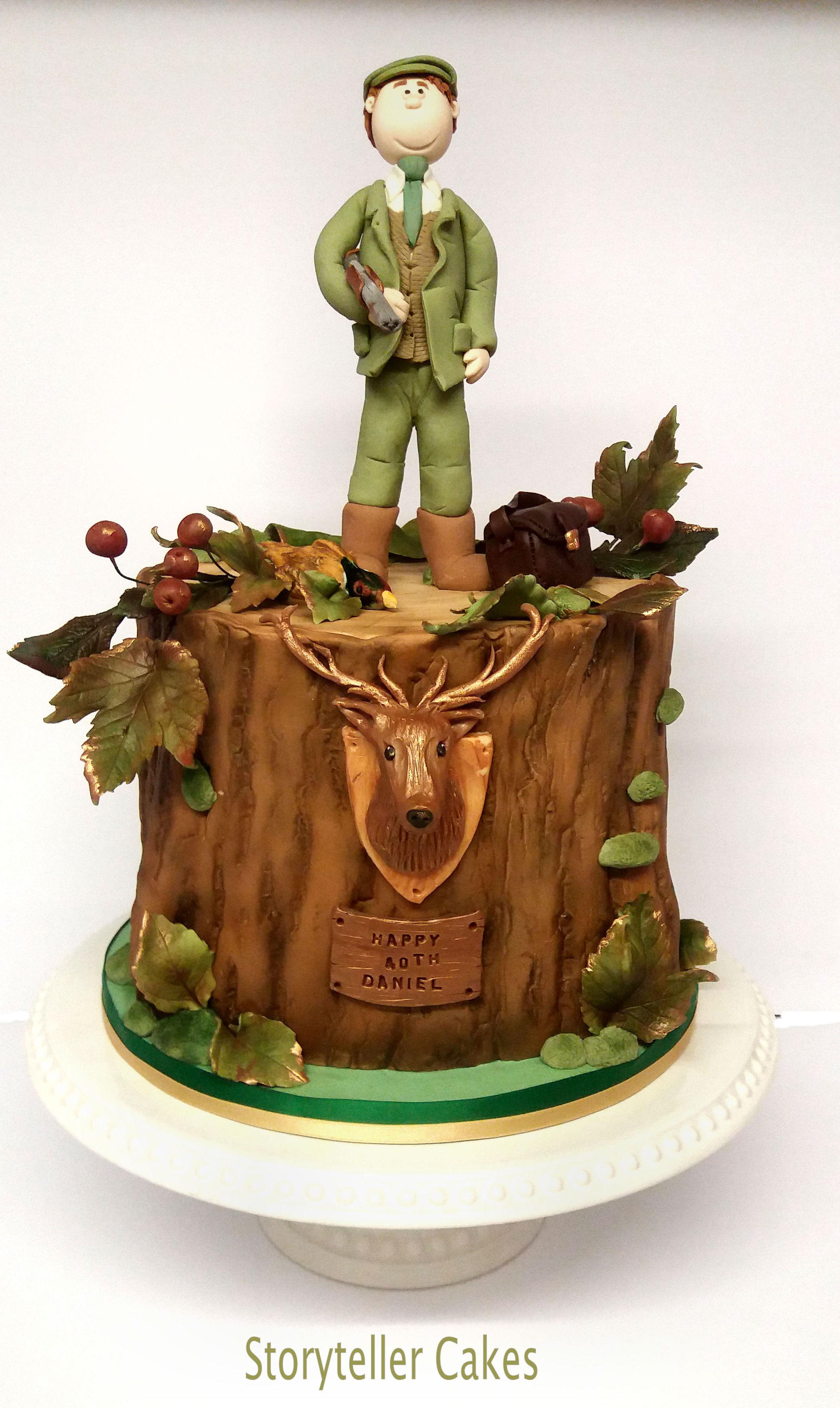 huntsman cake