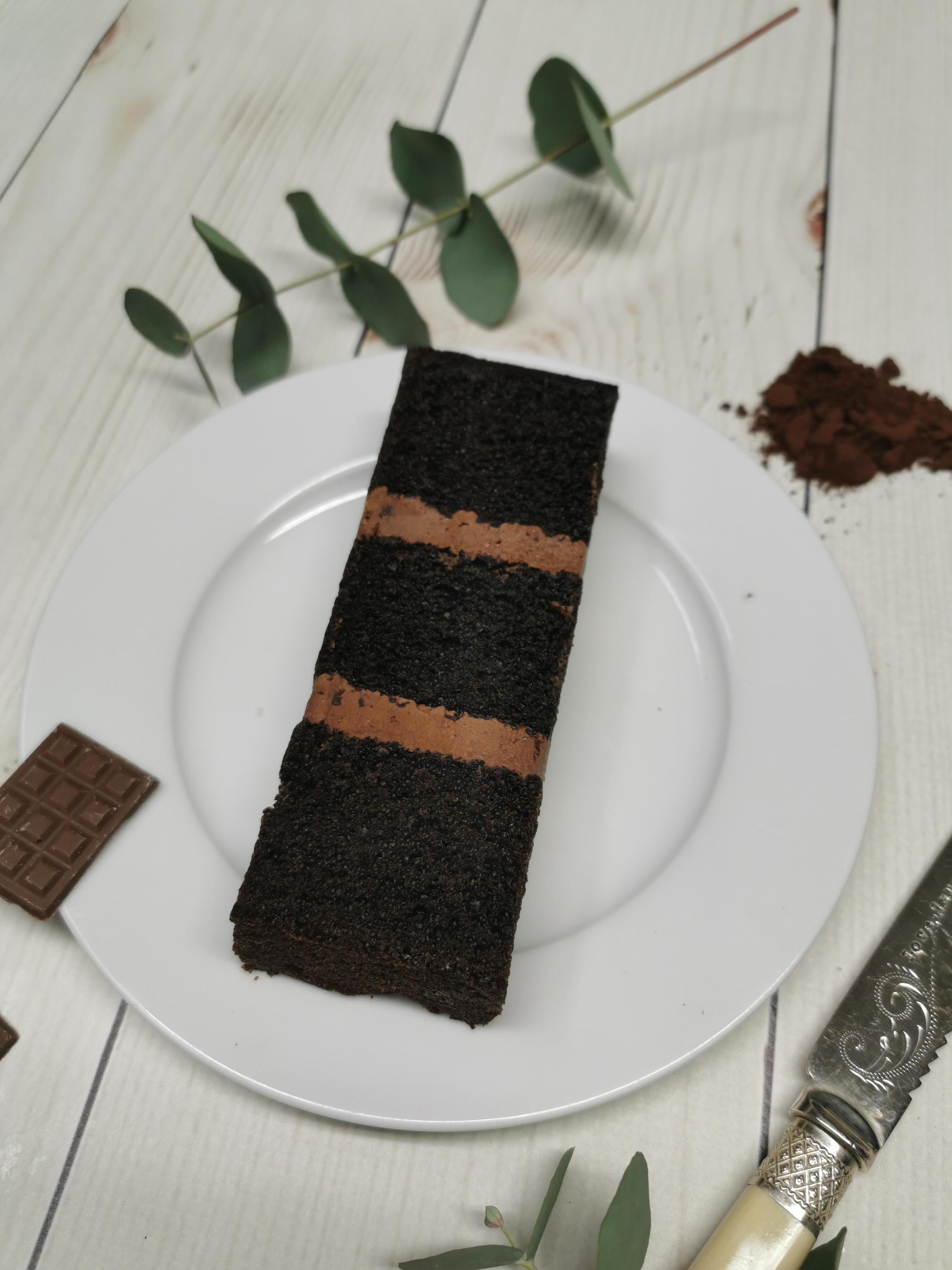 Chocolate Cake Sample