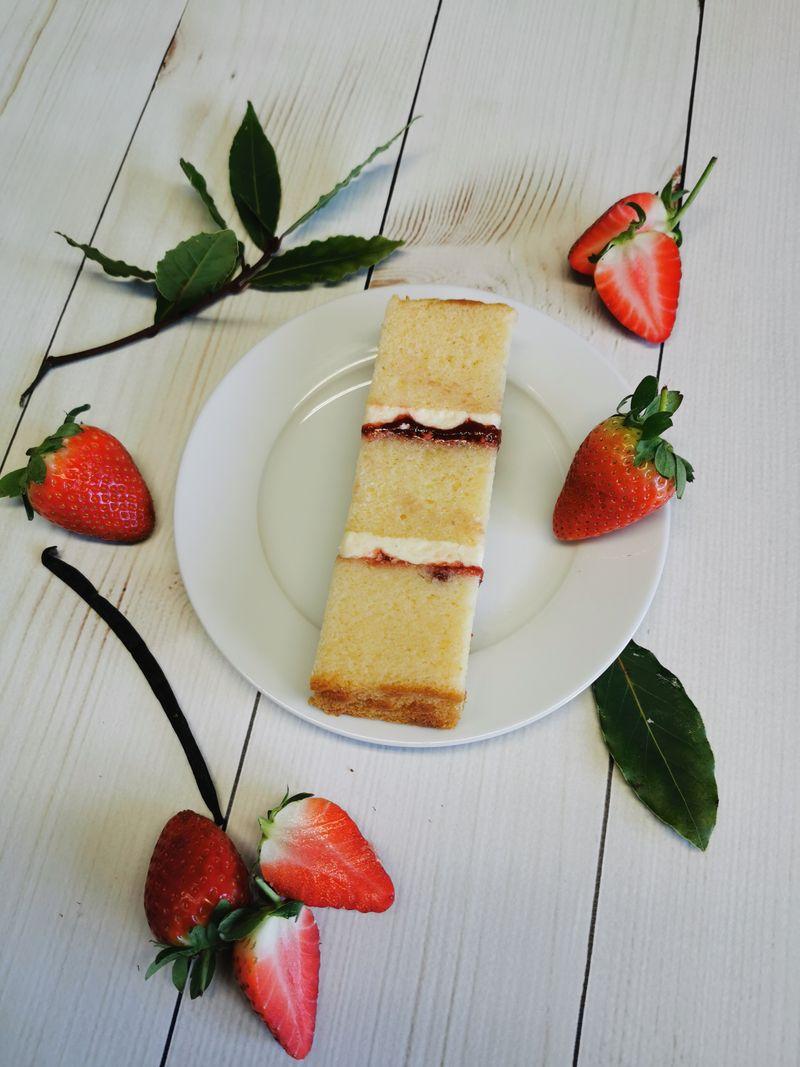 Strawberry Sample