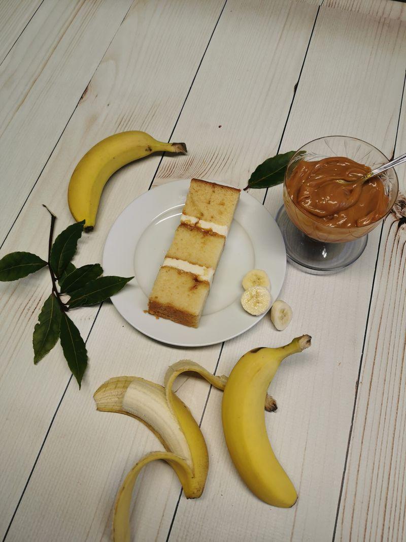 Banana Caramel Sample