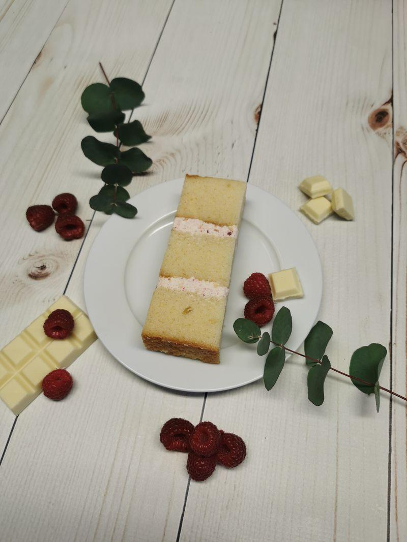 White Chocolate Raspberry Sample