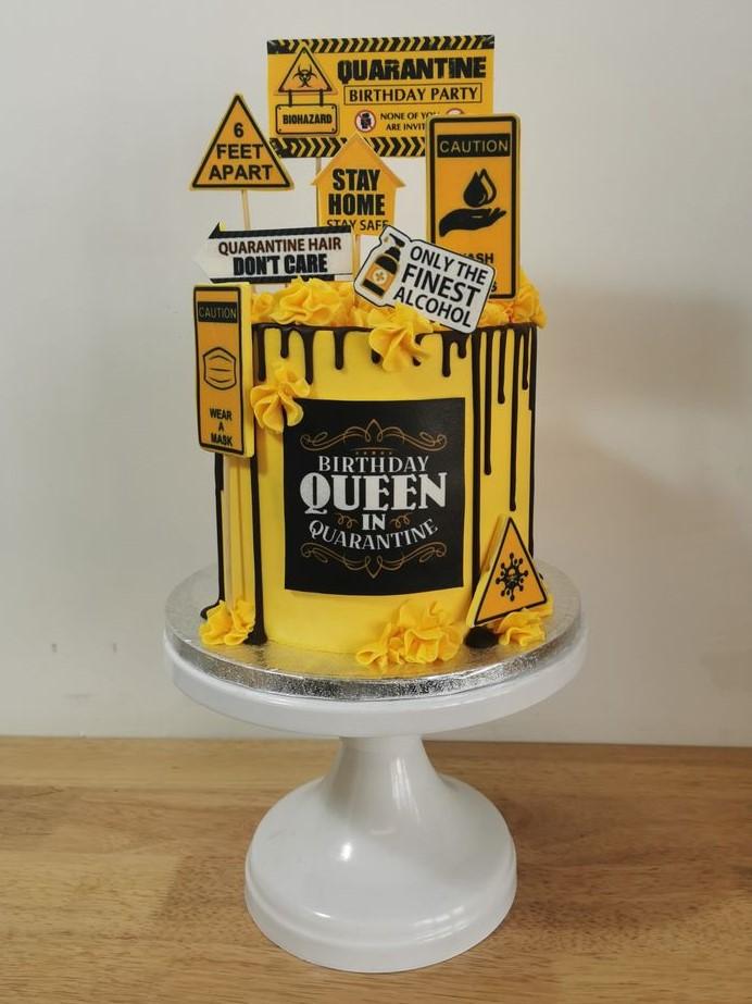 Queen Quarantine