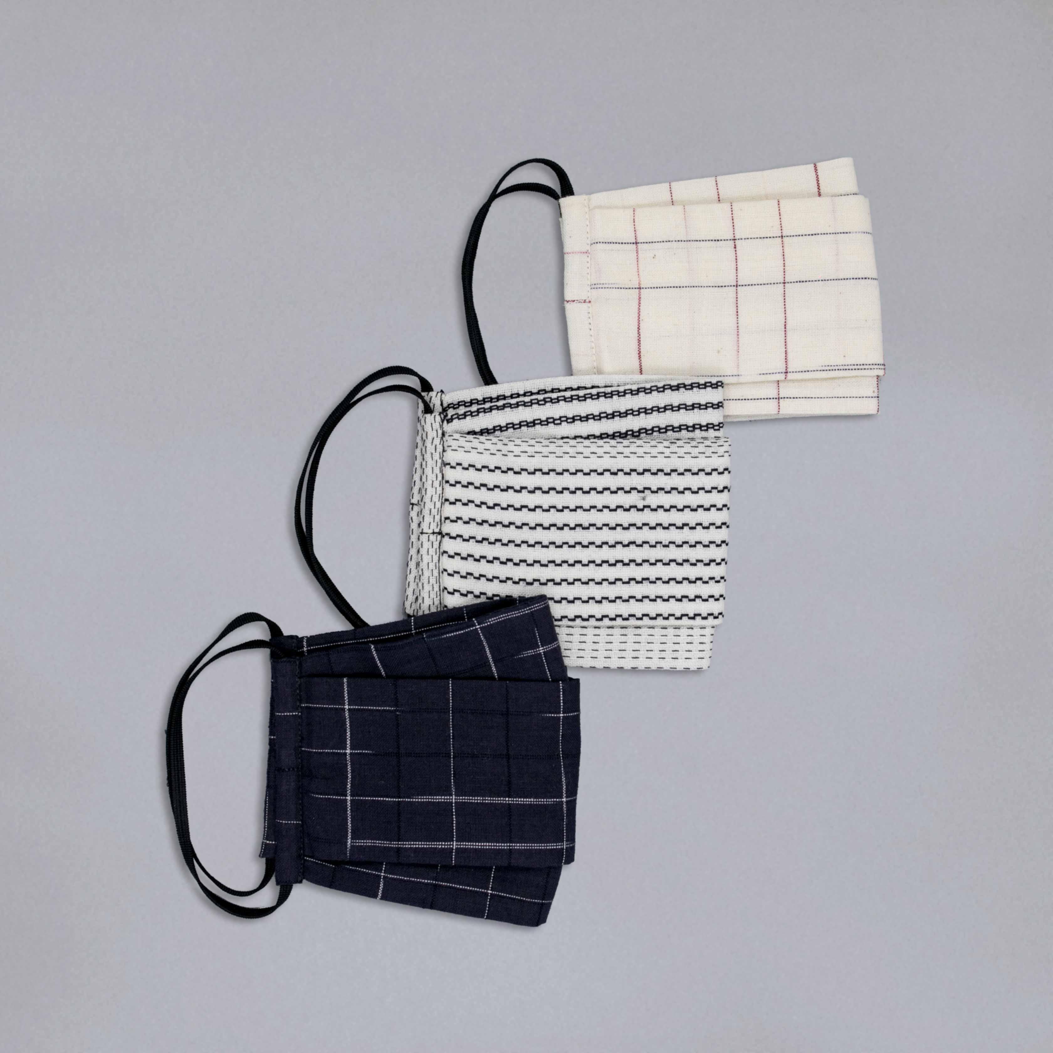 Set of three Stripes