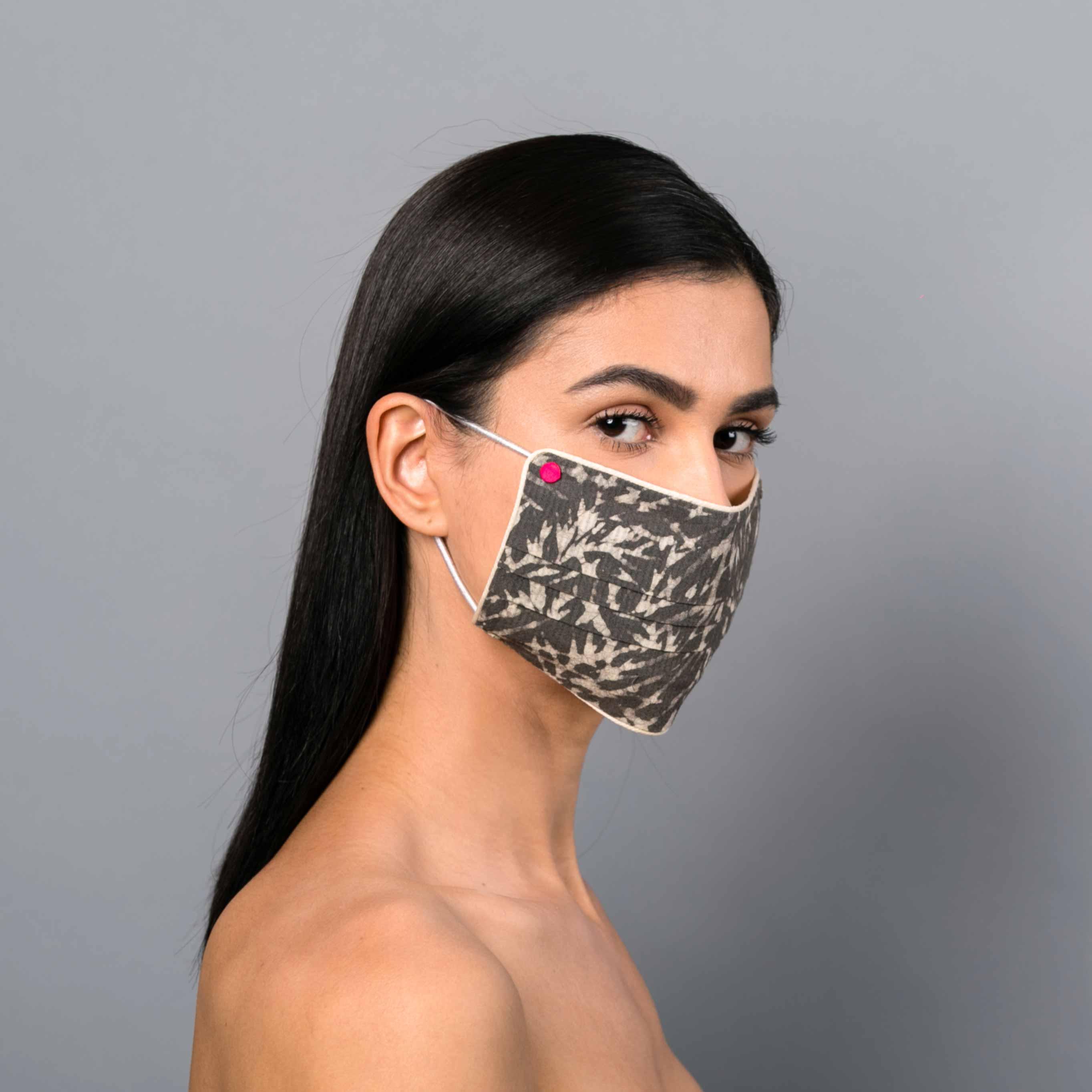 Set of three masks | Print