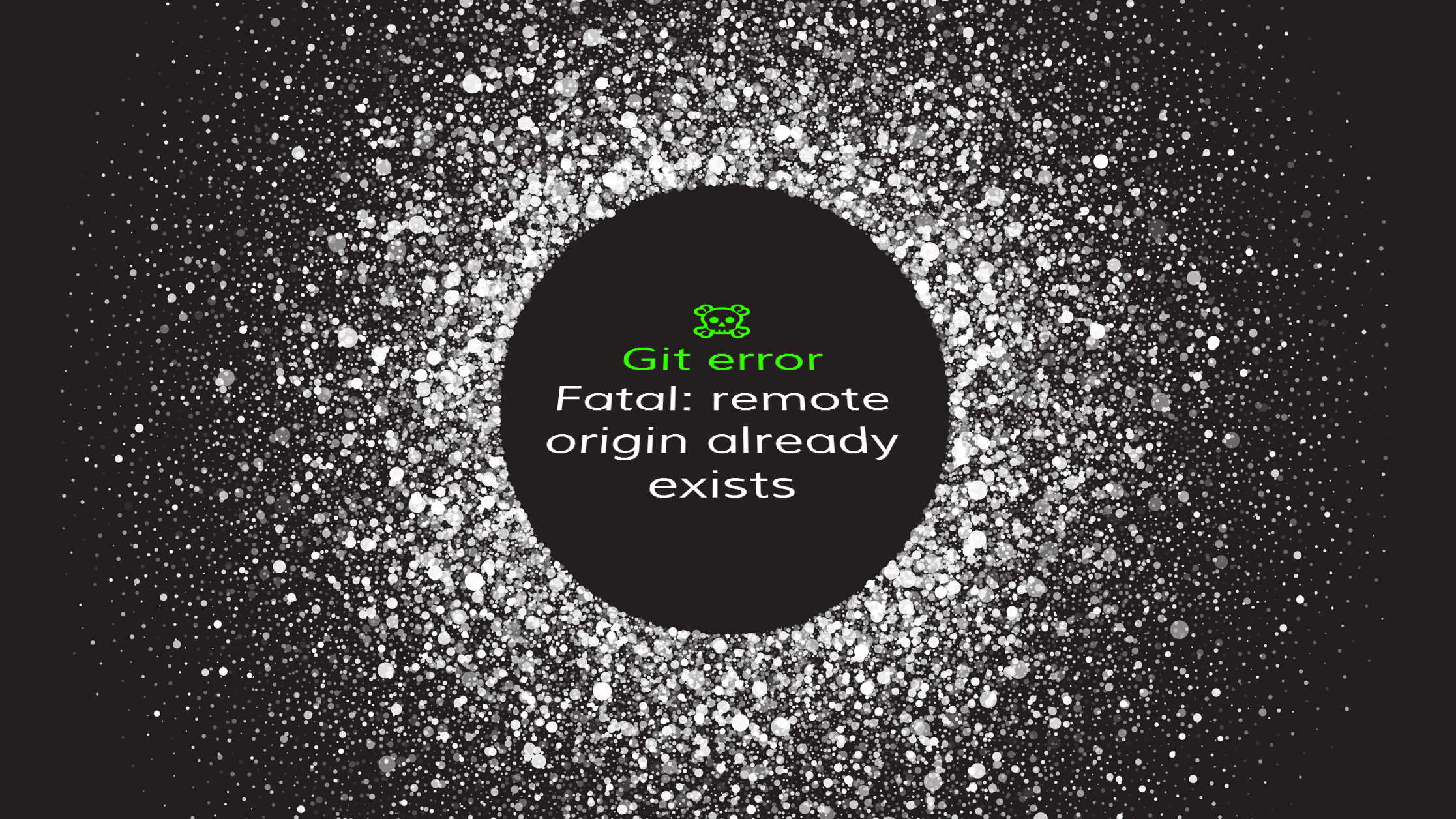 git remove remote origin