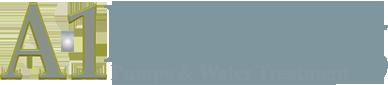 A1 Plumbing, Pumps & Water Treatment logo