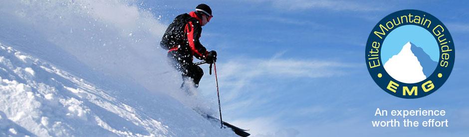 Ski Chamonix with Elite Mountain Guides