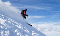 Skiing the Haute Route