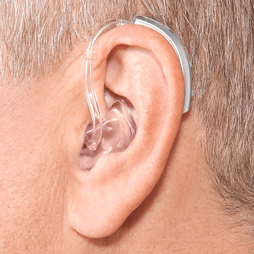 behind the ear BTE hearing aids