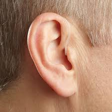 receiver in the ear hearing aids