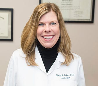 Audiologist Sherry Pickett St. Louis