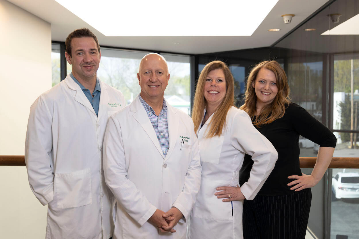 Greentree Audiologists and staff