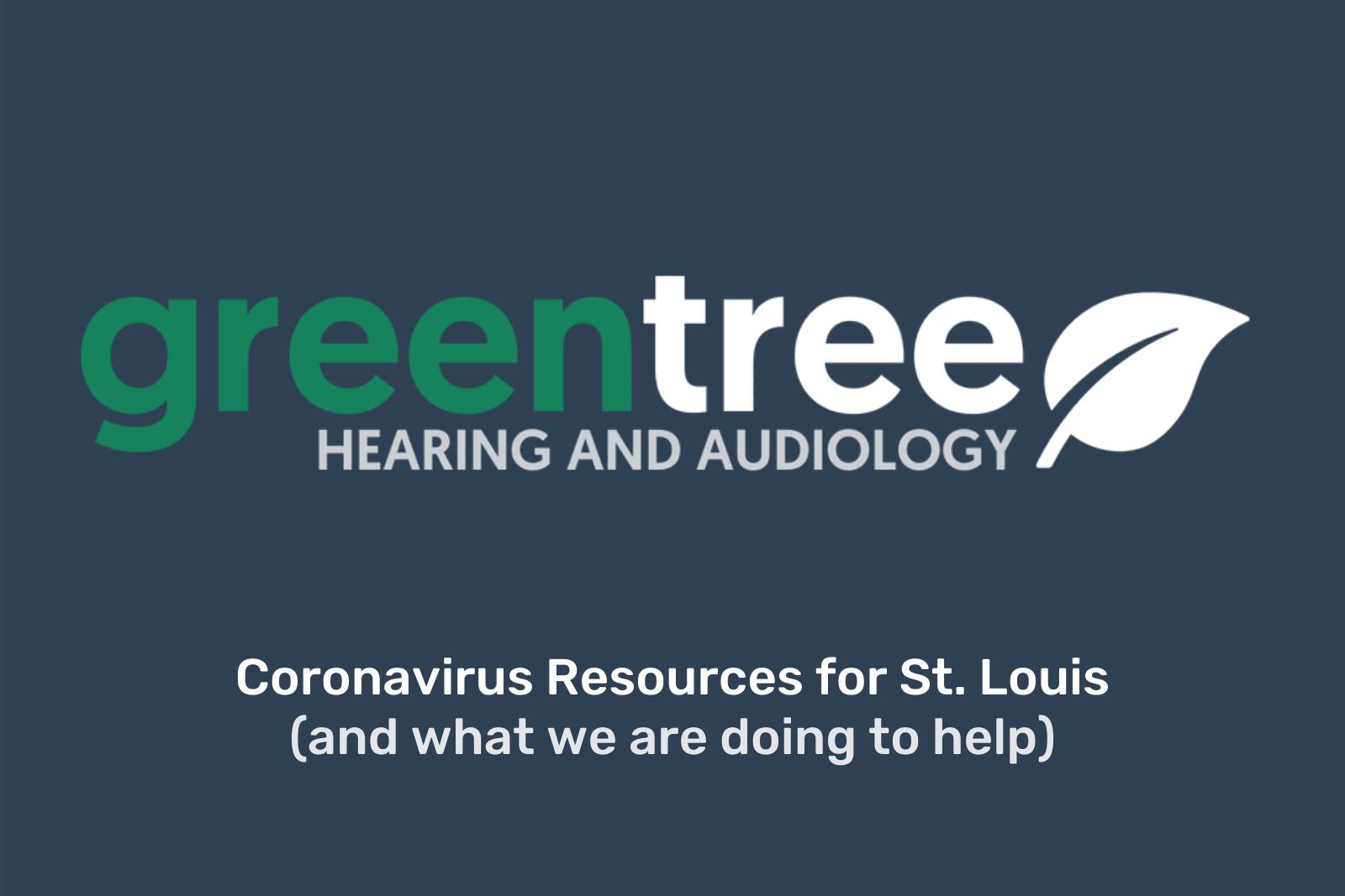 Coronavirus Resources for St. Louis