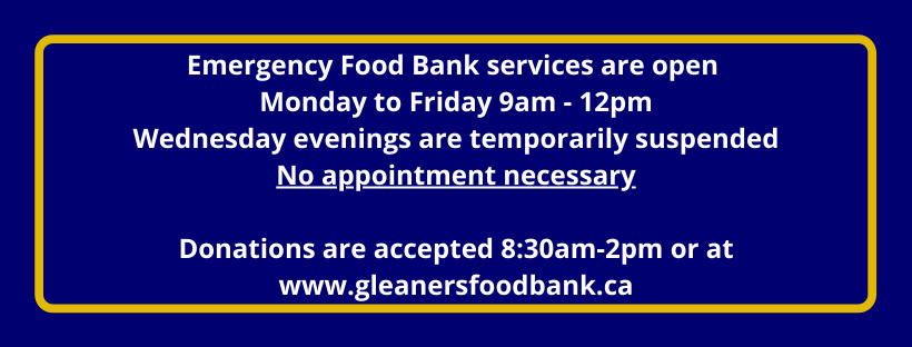 COVID-19 Response for Gleaners Food Bank