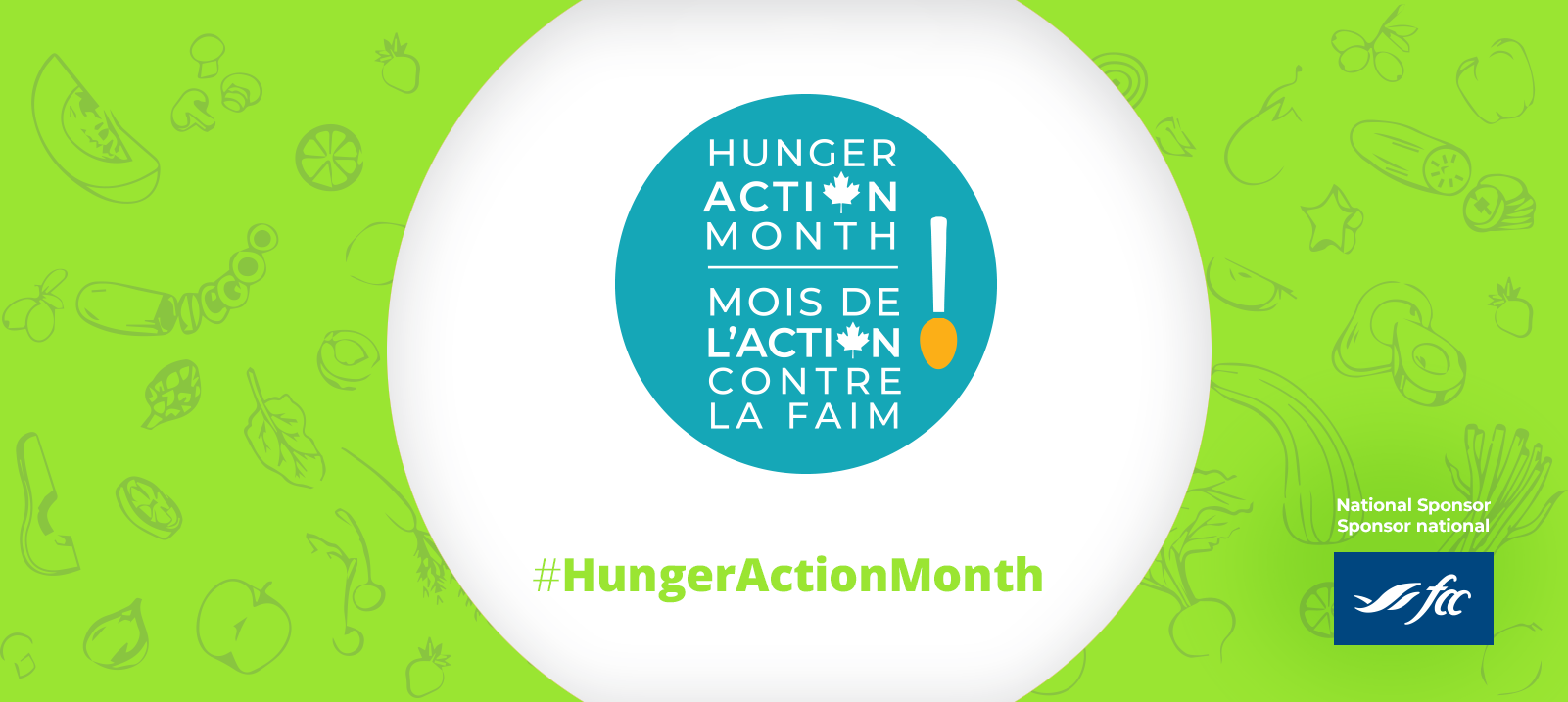 Hunger Action Month is returning once again in September and will run throughout the entire month.