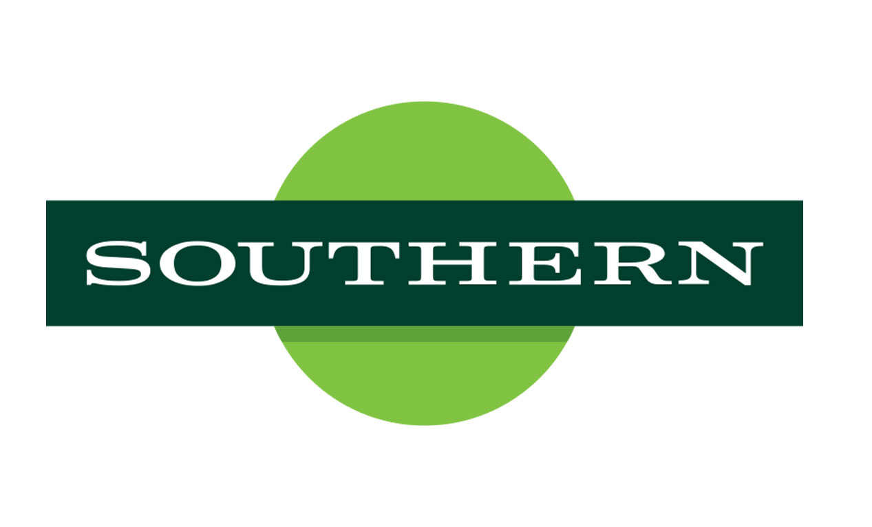 Southern Rail logo client for ANT Rail system solutions