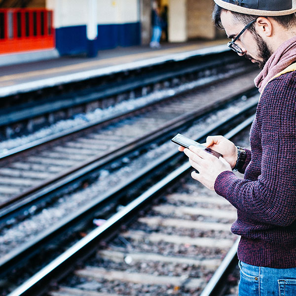 Railway safety apps | Web and True App Applications