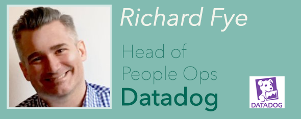 Richard Fye Datadog
