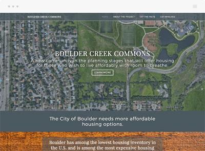 Boulder Creek Commons