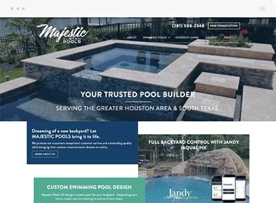 Majestic Pools