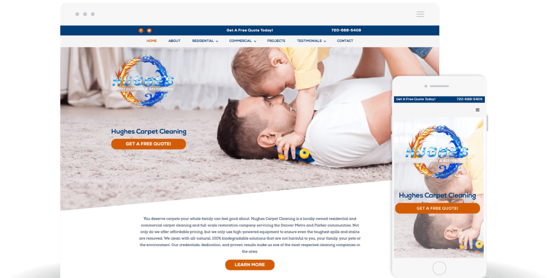 Hughes Carpet Cleaning