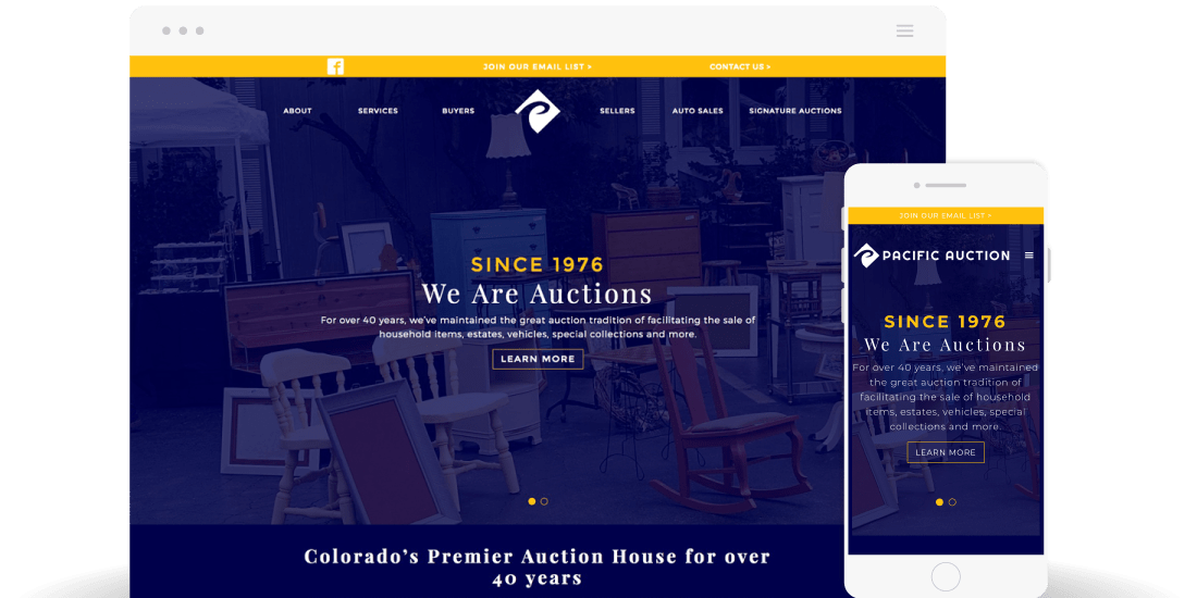 Pacific Auction
