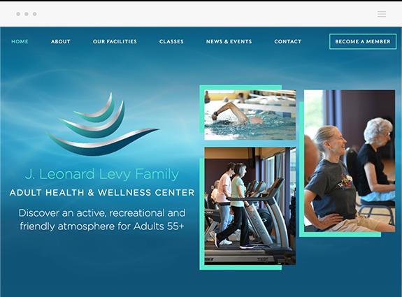 J. Leonard Levy Family Adult Health & Wellness Center