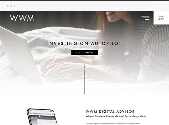 WWM Digital Advisor