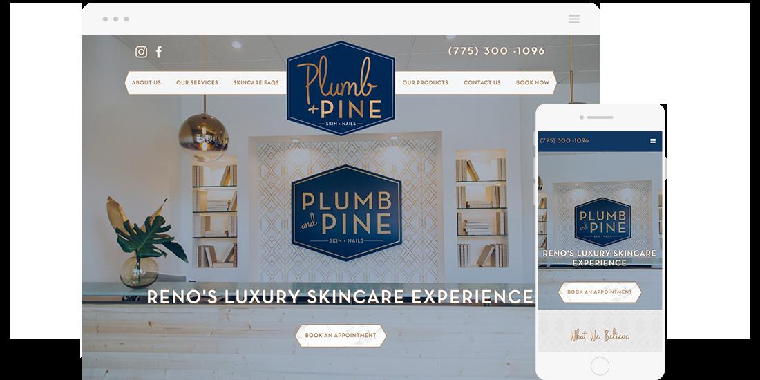Plumb + Pine Salon