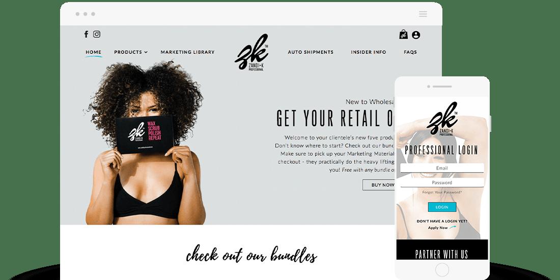 Zandi K – Wholesale