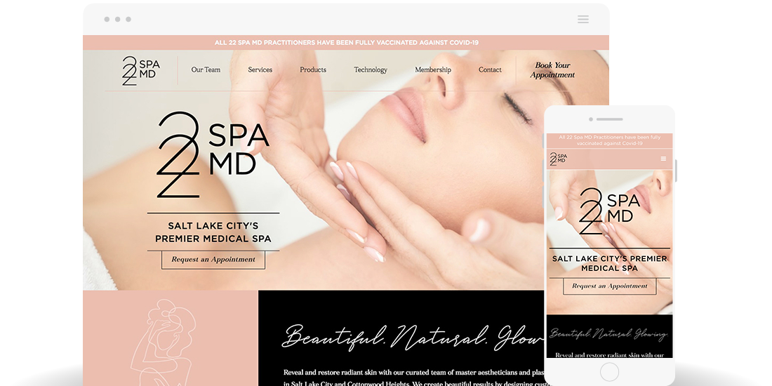 22 Spa MD