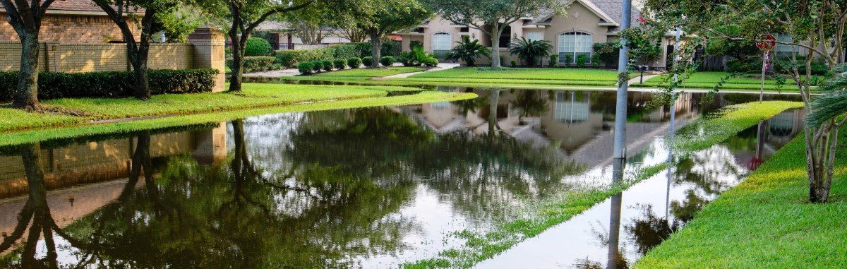 Mitigate flooding and prevention