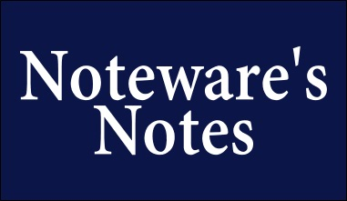 NOTEWARE'S (LOVE) NOTES