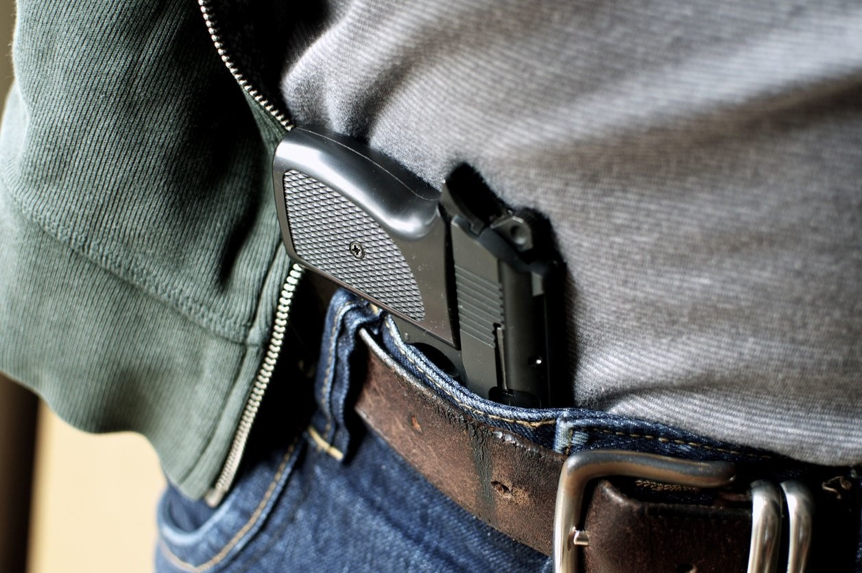 Concealed Weapons Charges Palm Beach County FL